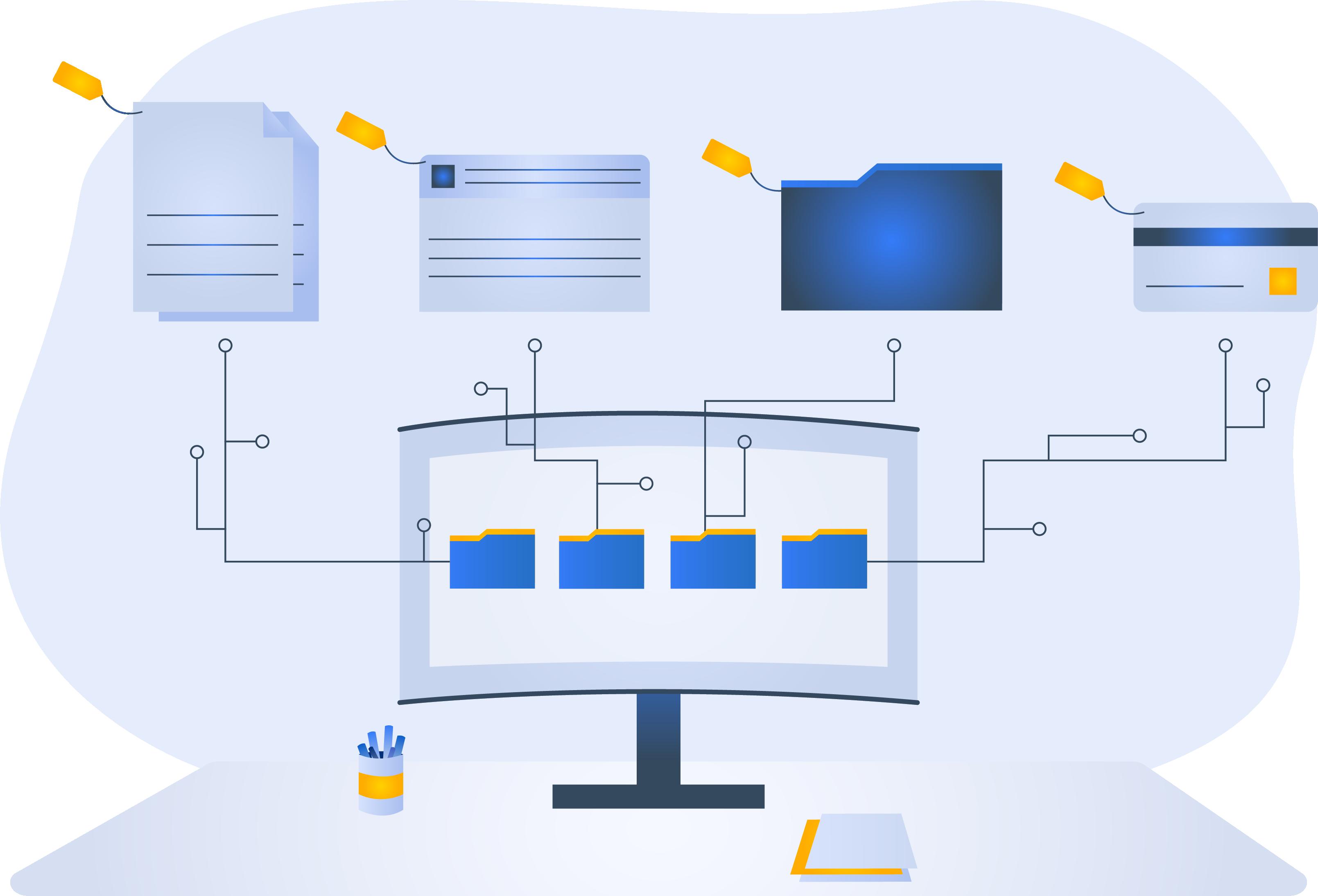Bluefinch classify your data