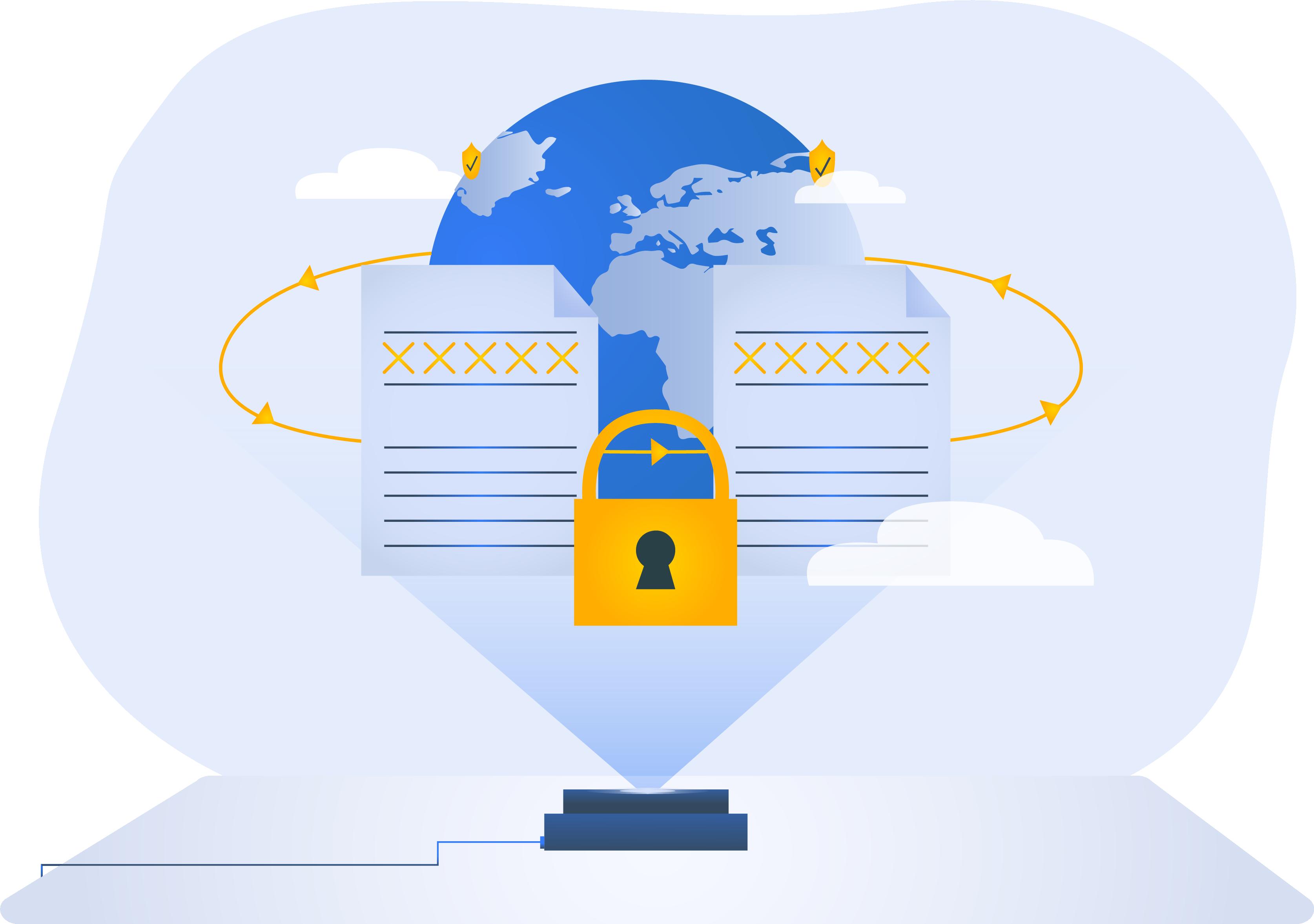 Bluefinch secure file transfer