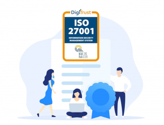BlueFinch is proud to be ISO 27001 certified and committed to protect customer data in every aspect