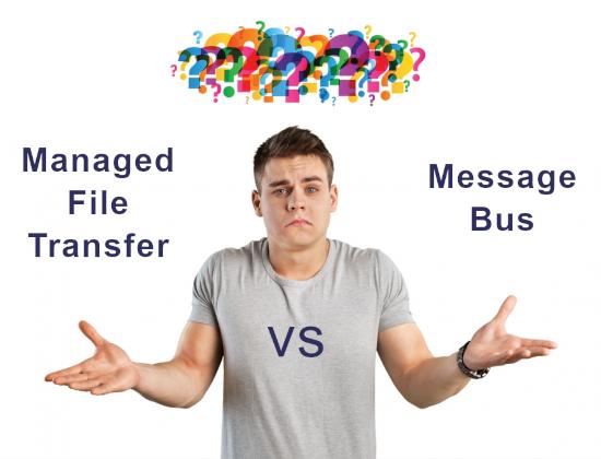 MFT vs Message Bus integrations